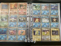 100% Complete Gym 1 & 2 Heroes & Challenge Pokemon Card Sets Inc Banned Artwork