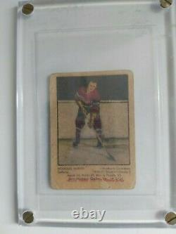 1951-52 Parkhurst Complete Set 105 hockey cards GORDIE HOWE MAURICE RICHARD