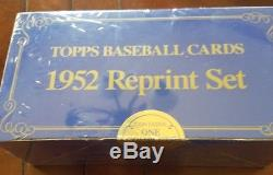 1952 Topps COMPLETE 1983 Baseball Reprint Set Mickey Mantle With BOX not sealed