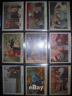 1959 3 Three Stooges Complete(96) Card Set Fleer Very Nice Set
