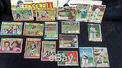 1961 Topps Baseball Complete SET Mantle Koufax Aaron Mays Clemente Maris Banks