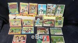 1961 Topps Baseball Complete SET Mantle Koufax Aaron Mays Clemente Maris Banks