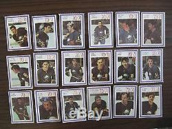1970/71 Hockey Esso Power Players. COMPLETE SET OF 252. LOOSE SINGLES