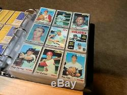 1970 Topps Baseball Complete Set 720 Cards beautiful Looking Set higher grade