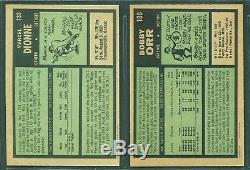 1971 72 Opc Hockey Card Complete Set 1-264 Near Mint