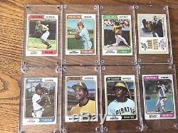 1974 Baseball Topps complete set