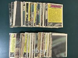 1977-78 Topps STAR WARS Series 1 2 3 & 4 Complete Trading Card Sets