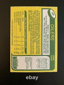 1980-81 OPC O-Pee-Chee Complete Set 396 Messier & Bourque PSA RC