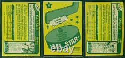 1980 81 Opc Hockey Card Complete Set 1-396 Near Mint