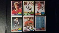 1980-81 o-pee-chee complete set 396/396 ex-nrmint or better look pack fresh wow