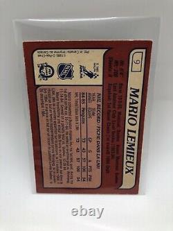 1985-86 OPC Hockey Complete Set (264) EX-NM Nice Mario Lemieux Rookie RC Card