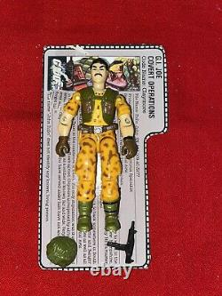 1986 GI JOE SPECIAL MISSION BRAZIL SET 100% COMPLETE with FILE CARDS AND CASSETTE