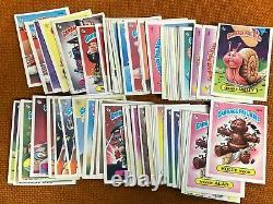 1986 Topps Garbage Pail Kids Original 4th Series 4 OS4 Complete 84-Card Set GPK
