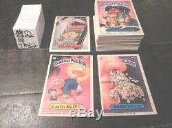 1987 Garbage Pail Kids GPK USA Series 7 Complete Set 88 cards 1st print errors