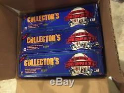 1989 Upper Deck Baseball Complete Factory Set Case 15 Sets Ken Griffey Jr. RC