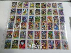 1990 1991 Marvel Super Heroes Complete Card Sets! (2 sets) with holograms