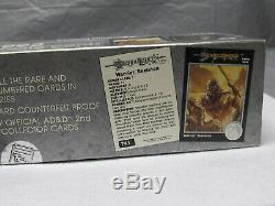 1991 1992 1993 Advanced Dungeons & Dragons Factory Complete card sets TSR RARE