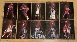 1993-94 Fleer Ultra Scoring Kings Complete Set! 1-10 Jordan Shaq RARE BEAUTIES