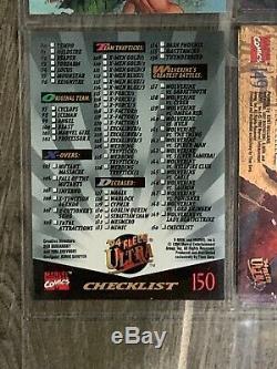 1994 Fleer Ultra X-Men Marvel Complete Set (150 Cards) + 1 Complete Subset + Dup