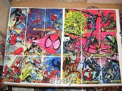 1994 Marvel Fleer Amazing Spider-man 150 Complete Base Card Set! Venom Carnage