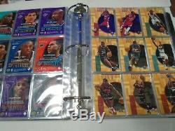 2000-01' 4 Complete Basketball Card Sets Kobe MJ Shaq Upperdeck NBA 022620AMCS