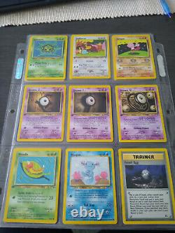 2001 Pokemon Neo Discovery Complete Card Set 75/75 LP-NM Unplayed Beautiful Set