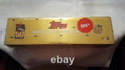2001 Topps Baseball GOLD FACTORY SEALED Set -Complete Series 1 & 2 Ichiro Rookie