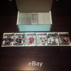 2002 03 UPPER DECK SERIES 1 COMPLETE SET 1-225 with ALL YOUNG GUNS & MEMORABLE MNT