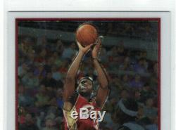 2003-04 TOPPS CHROME BASKETBALL COMPLETE 165 CARD SET With ROOKIES LeBRON JAMES