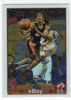 2003-04 TOPPS CHROME BASKETBALL COMPLETE 166 CARD SET With ROOKIES GEM 10 LeBRON