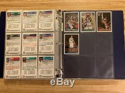 2003-04 Topps Chrome Basketball Complete Set WithO LEBRON JAMES RC 164/165 Cards