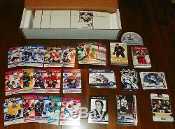 2011-12 Score VERY RARE Complete 566-Card Set (SP + SSP) + ALL Insert Sets