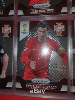 2014 Panini Prizm FIFA World Cup Complete Base set (1-201) Messi Ronaldo Neymar