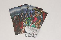 2015 Marvel 3D Legendary DBG Playable NEW CARDS Complete Set Stan Lee Bystander
