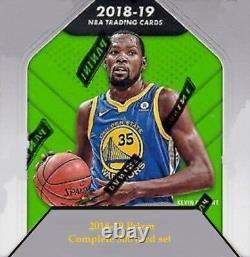 2018-19 Prizm Complete 300 card set Doncic RC
