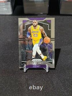 2019-20 Panini Prizm Basketball Complete Set (300) Very CENTERED see pics