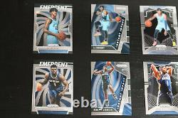 2019-20 Prizm Complete 400 Card Master Retail Set Includes All 5 Sub-Sets