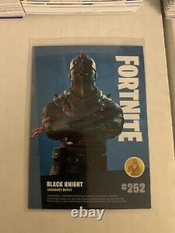 2019 Fortnite Card complete 1-300 Base Set Black Knight Epic Games Panini FNG