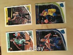 2019 Panini WNBA Complete 100 Card Set + All 100 Insert Cards 8 Complete Sets