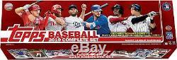 2019 Topps Baseball Factory Sealed Hobby Complete Set Fanatics