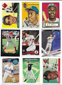 2019 Topps Series 1 Iconic Reprint Complete Set 50 Card Sp Set Jeter Trout Ruth