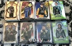 2020 Chronicles Racing Complete 300 Card Master Set Hailie Deegan RC ALL 12 SETS