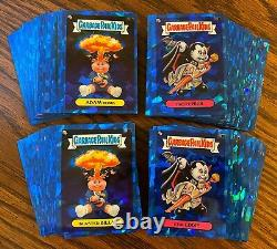 2020 Topps Garbage Pail Kids Sapphire Complete Set with 166 cards All Series 1 + 2