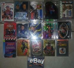 $300 Nascar Card Collection! 22 complete sets 732 different cards 1990 2007