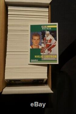 79 Hockey Card Complete sets 90s with all the stars BoomTime Low s/h Mint