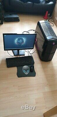Alienware Gaming PC, core i7, complete set, DOUBLE CROSS FIRE GRAPHICS CARD