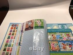 Animal Crossing Series 3 Amiibo Cards Album Complete Set ALL 100 201-300 USA