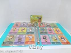 Animal Crossing amiibo Cards Series 1 Japanese Complete Set #001 #100