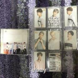 BTS Bangtan BOYS Complete Full Set of 8 Photo Card & CD YOUTH Official 2nd Album