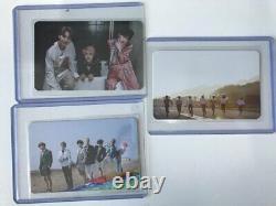 BTS Bangtan Memories of 2016 Official Photo Card 7EA Complete Set